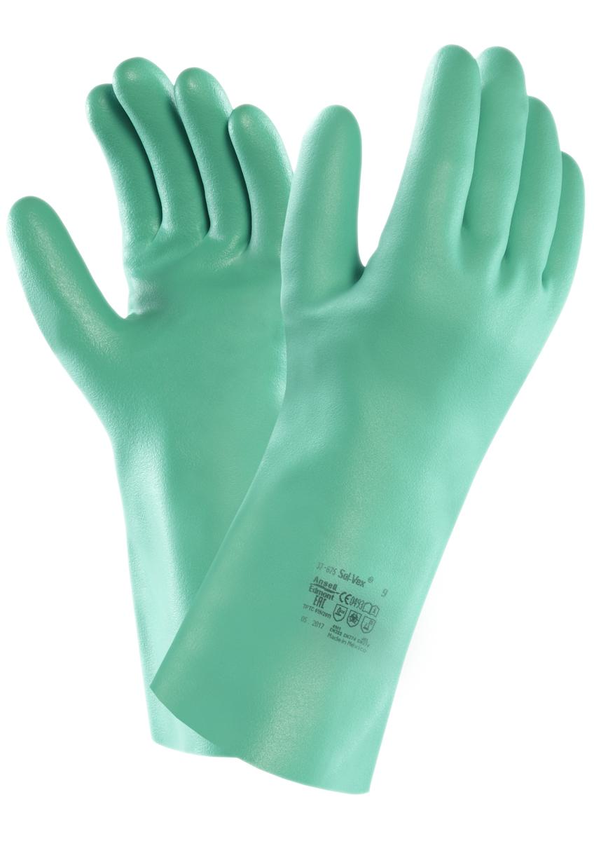 Handschoen Sol-Vex maat 10