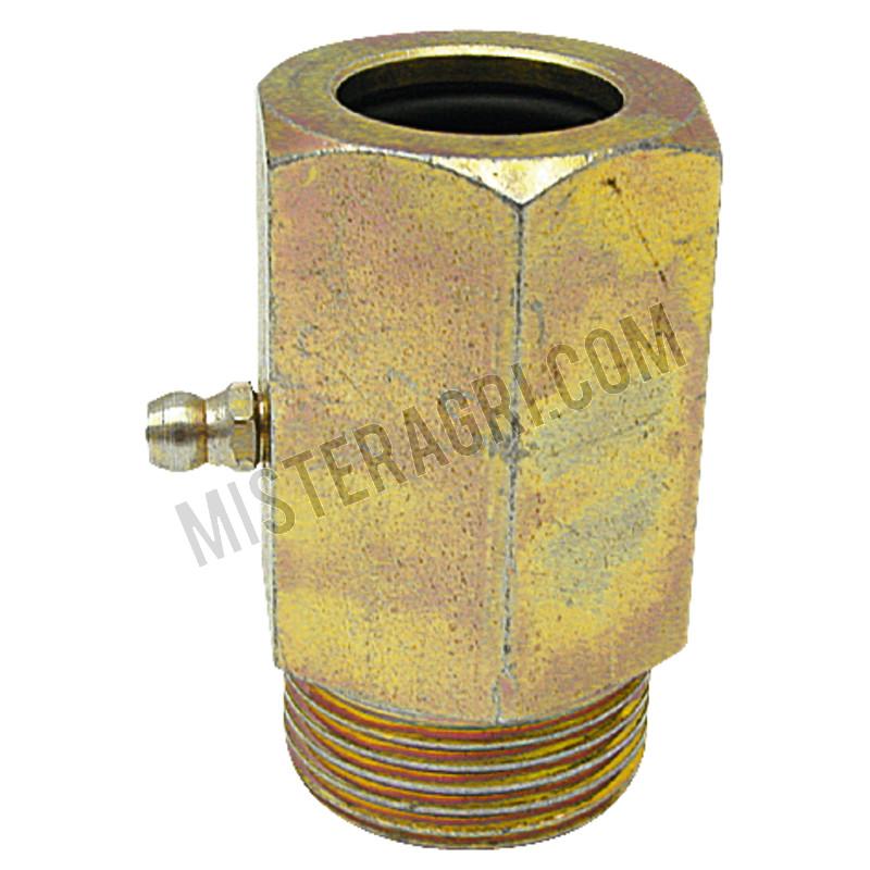 Smeernippel - materiaal: verzinkt staal