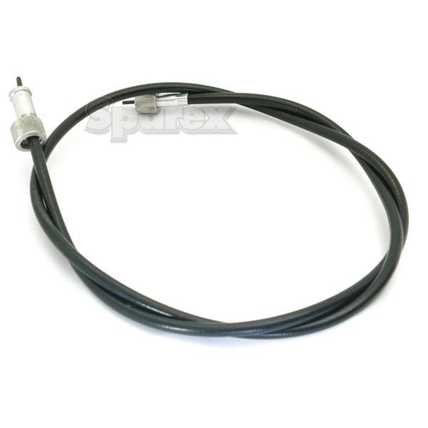 Toerenteller Kabels - Lengte: 1251mm, Lengte buitenkabel: 1211mm.