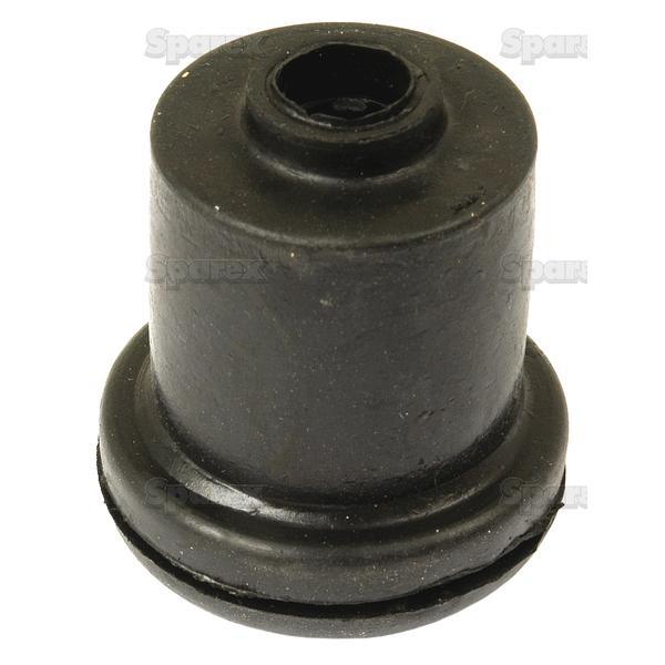Deksel amperemeter