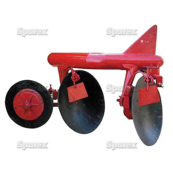 DISC PLOUGH ASSEMBLY-2 FURROW