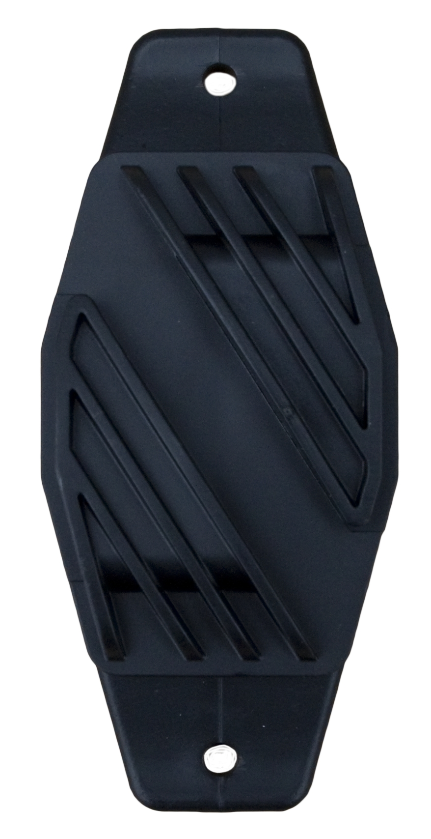Isolator Lint tot 40 mm zwart
