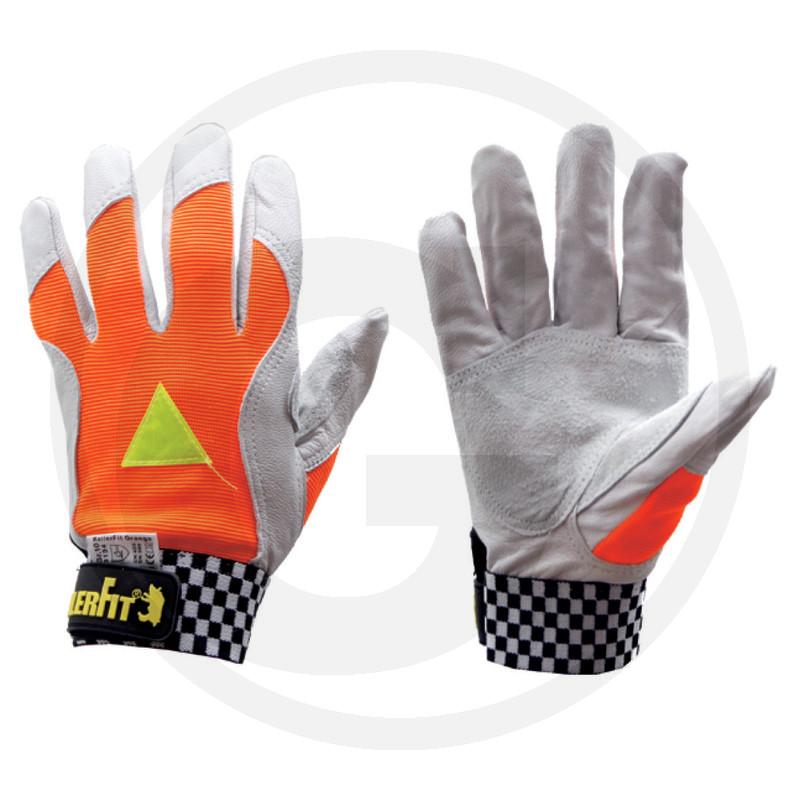Keiler Fit oranje handschoenen