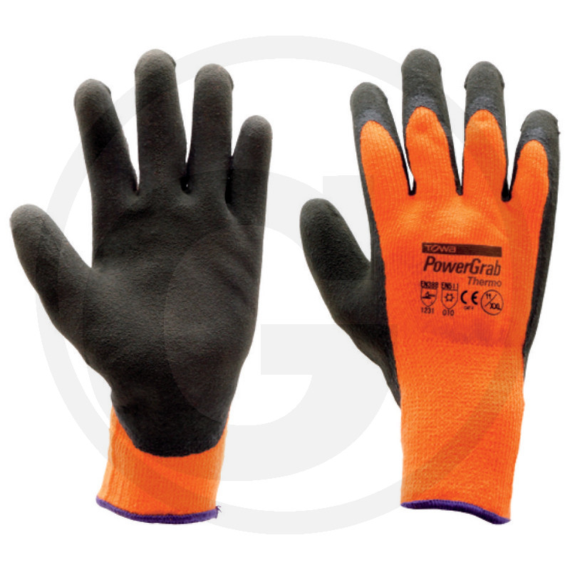 Power grab thermo handschoenen