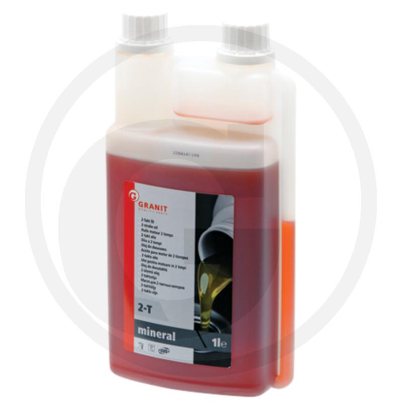 Minerale 2-takt olie