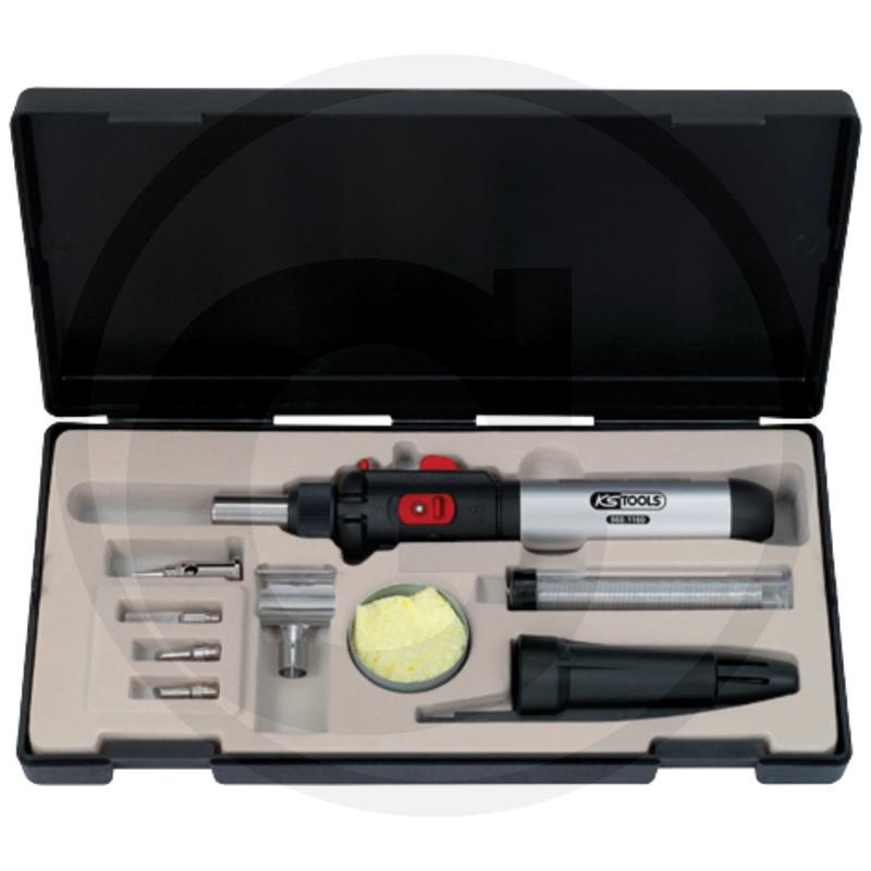 KS Tools Micro-soldeerset, 10-delig
