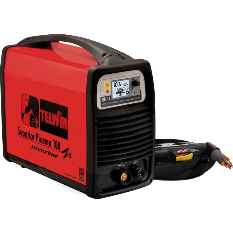 Telwin Plasmasnijder Superior 100 - 230/400V + ACC