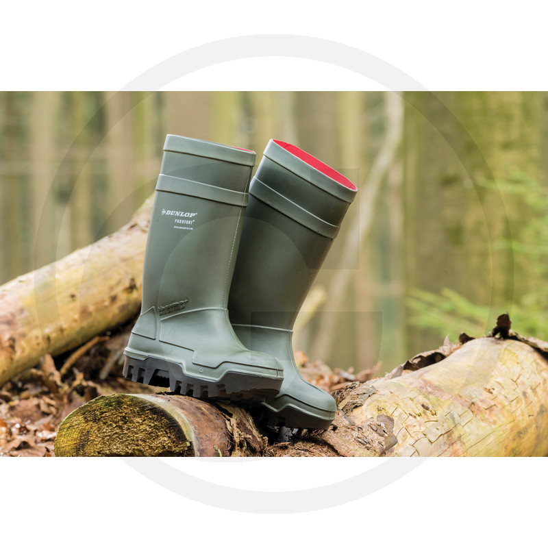 Dunlop Rubberen laarzen Purofort Thermo+ S5