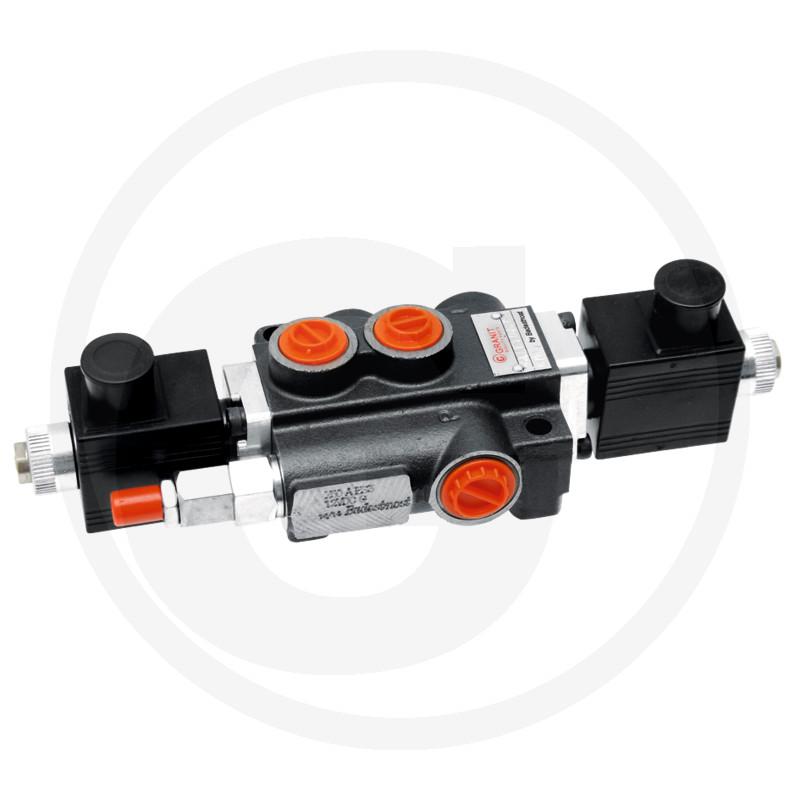 Elektrisch stuurventiel 12V 1x dw (A-B gesloten)