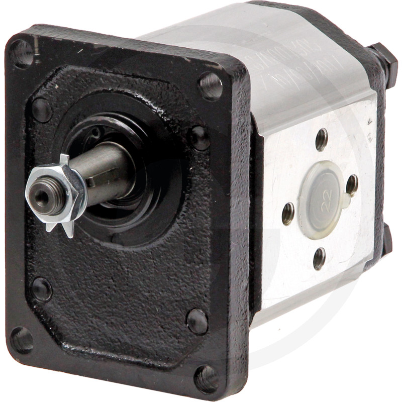 Gr-2 tandwielmotor 6cc EU 1:8