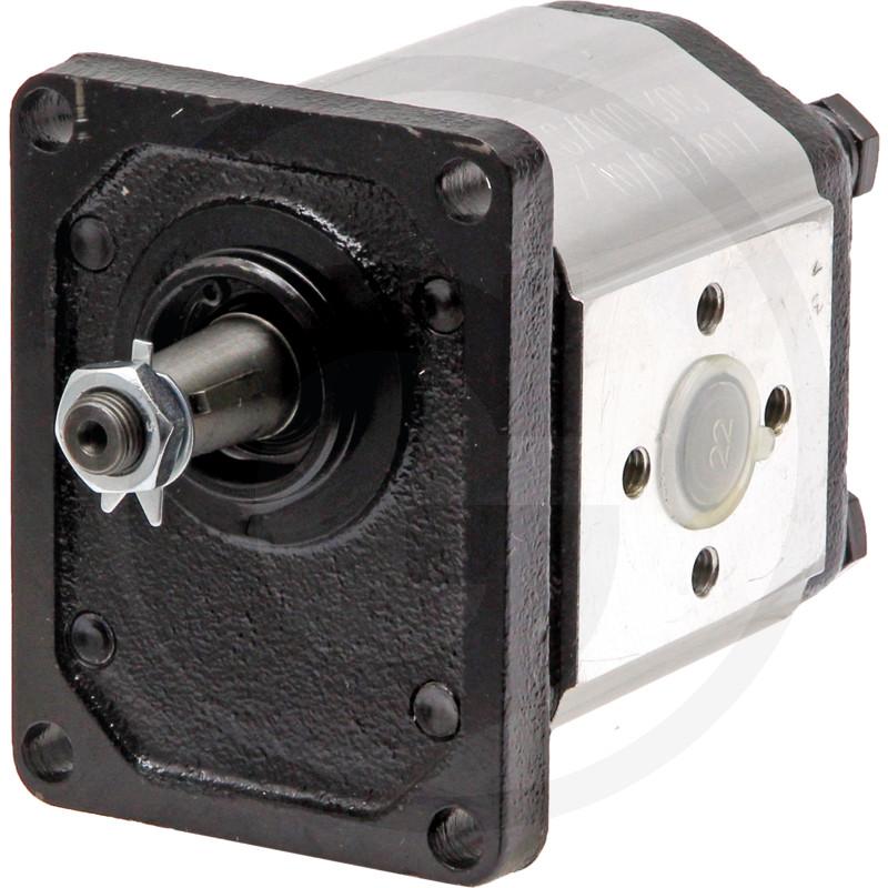 Gr-2 tandwielmotor 10cc EU 1:8