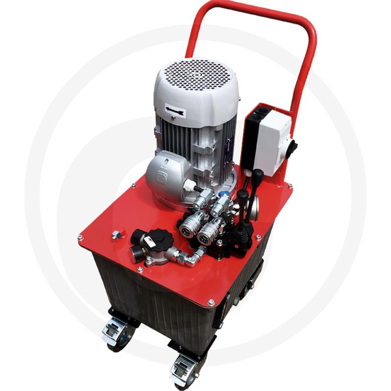 Aggregaat 4 KW -11,4 l/min 44 L