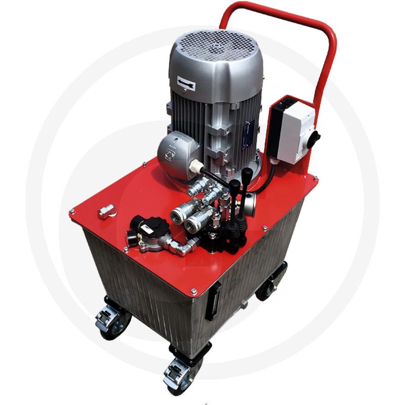Aggregaat 5,5 KW -15,4 l/min 70 L