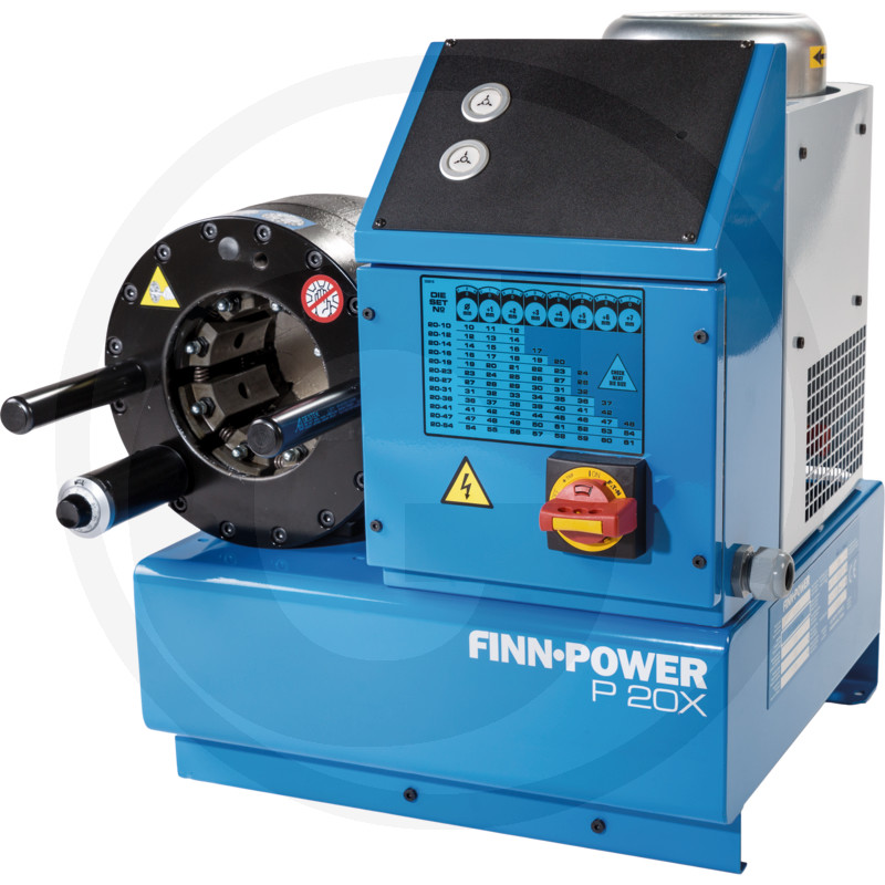 Finn Power Slangenpers P20X