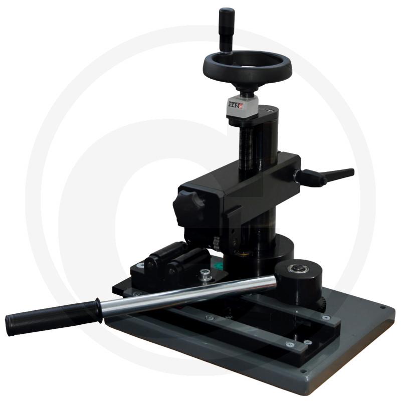 Handstempelmachine MPM 01TZ in pakket