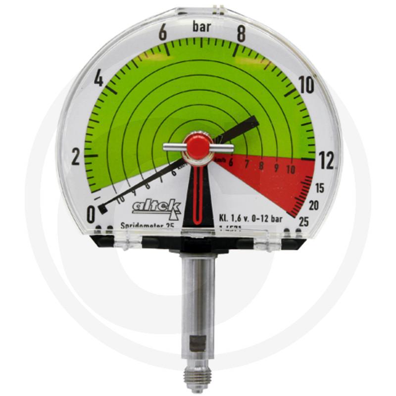 Kverneland Drukmeter