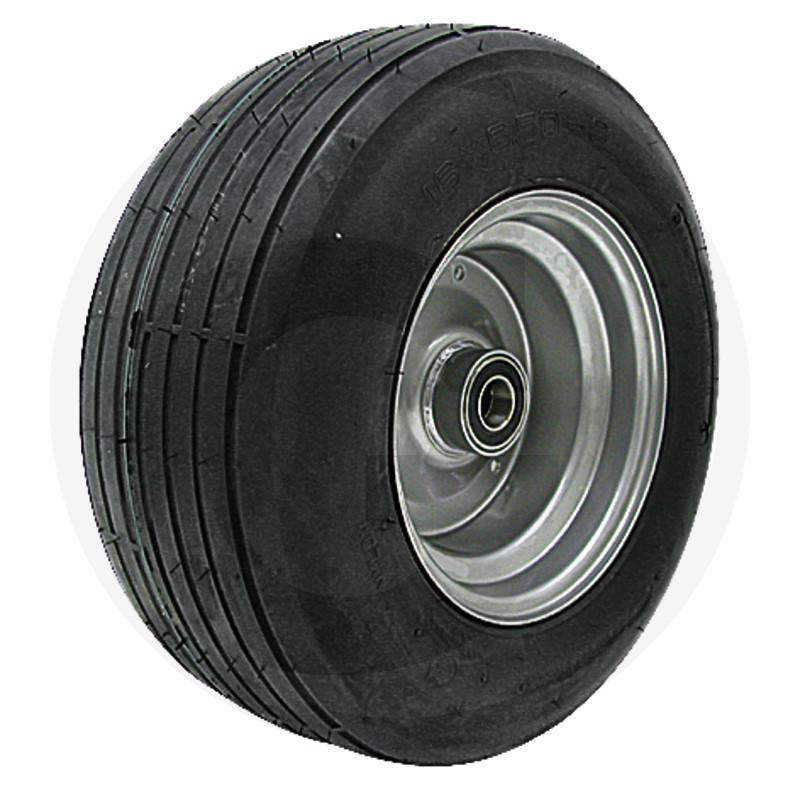 Compleet wiel