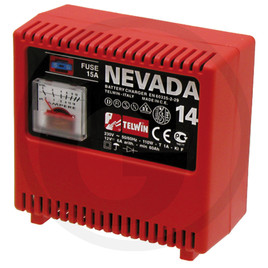 Acculader Nevada 14- 12V - 115AH