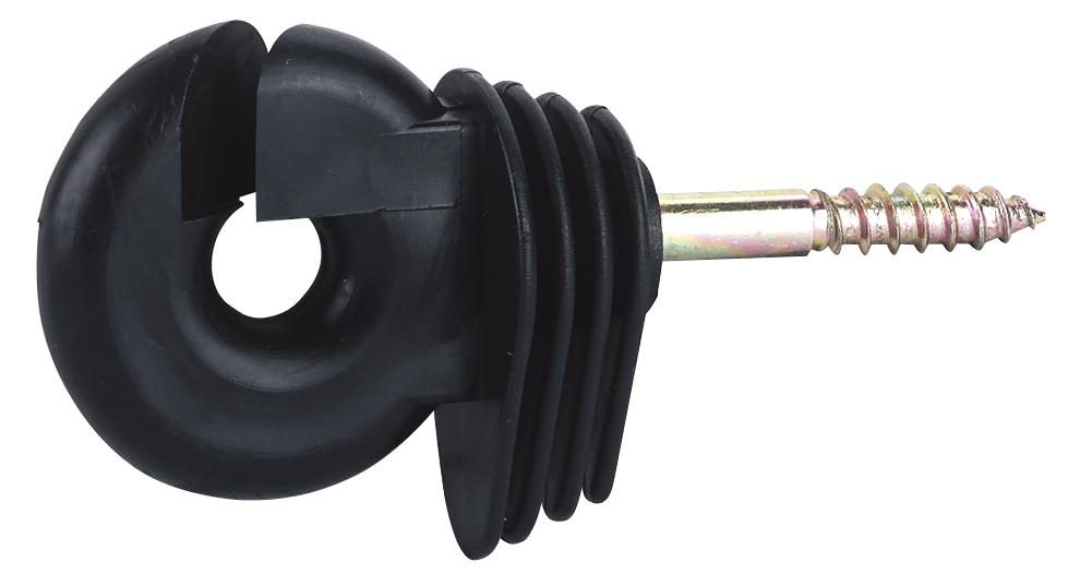 Isolator Ring big zwart (zdk)
