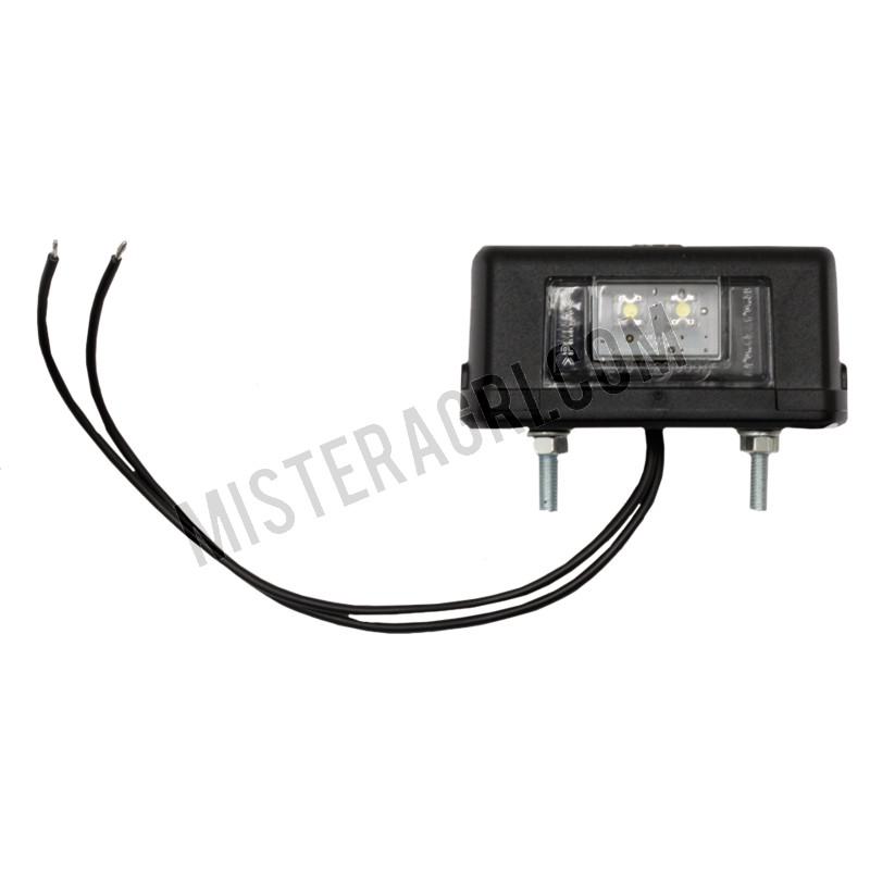 Kentekenverlichting - LED