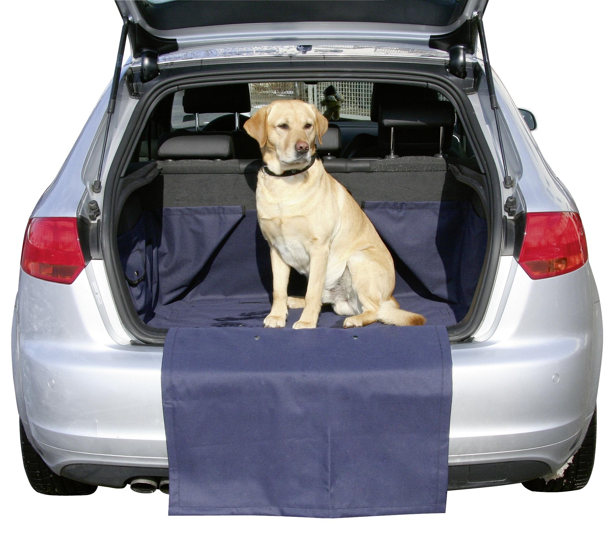 Auto Hondendeken met bumperbescherming