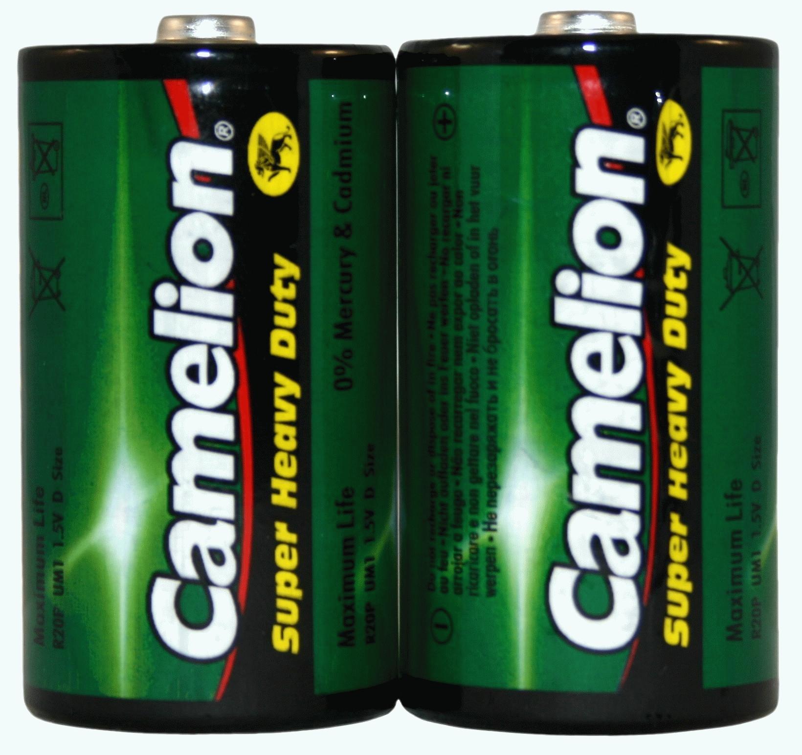 Batterij 1,5 Volt.
