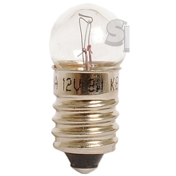 Knipperlicht, 12V, 2.2W Watts, E10 Voet