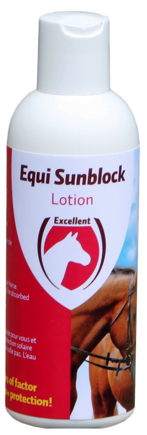 Equi Sunblock lotion