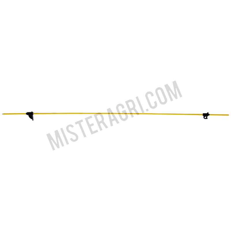 Fiberglaspaal - 1600 x 10 mm