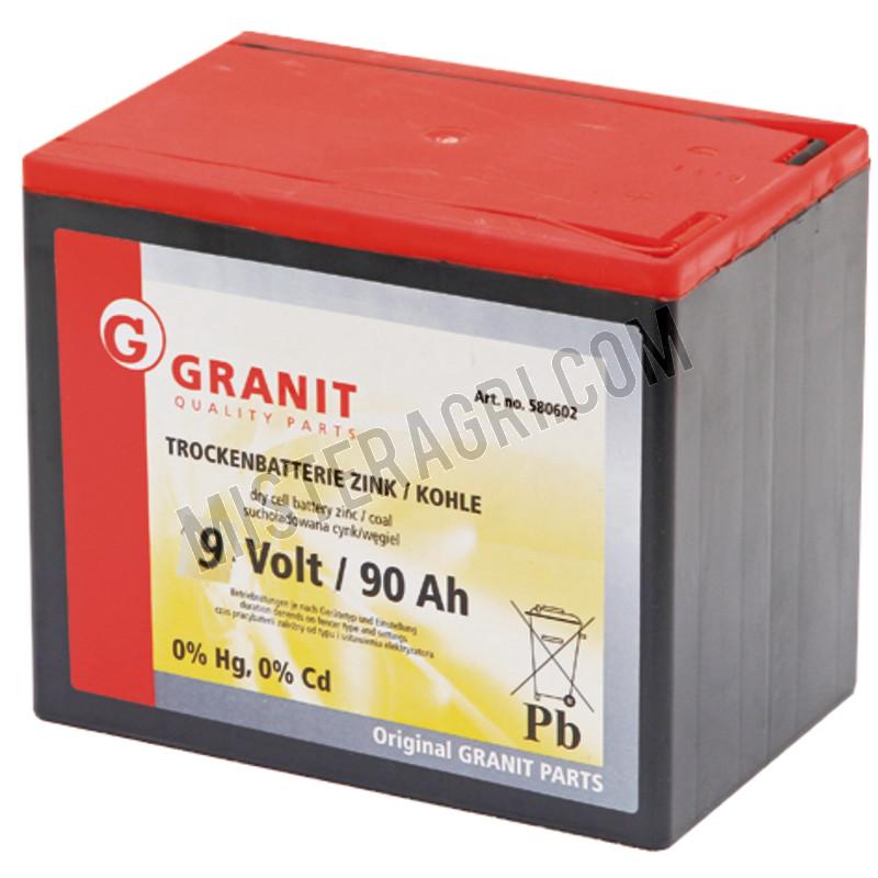 Droge batterij - incl. verwijderingsbijdrage