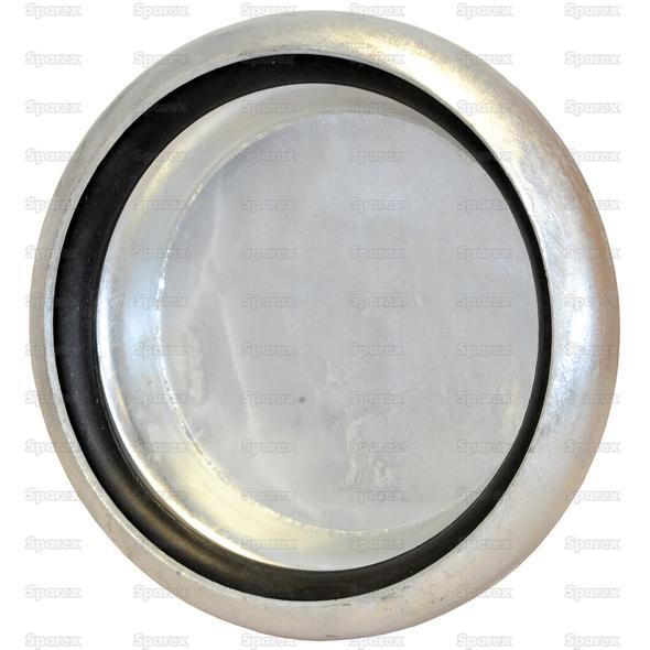 Vrouw Blindkap 108mm (4'') (gegalvaniseerd)