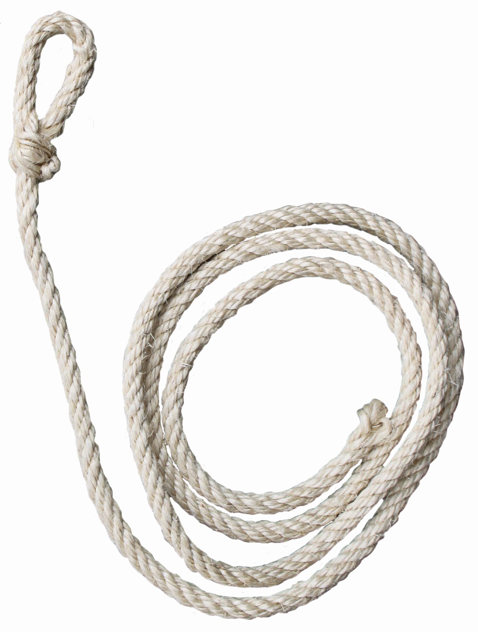 Koetouw wit sisal standaard