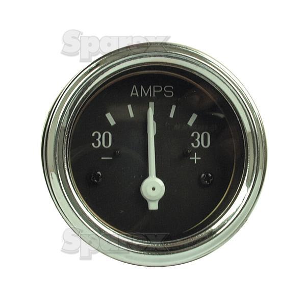 Amperemeter, 0 +/-30Ampère