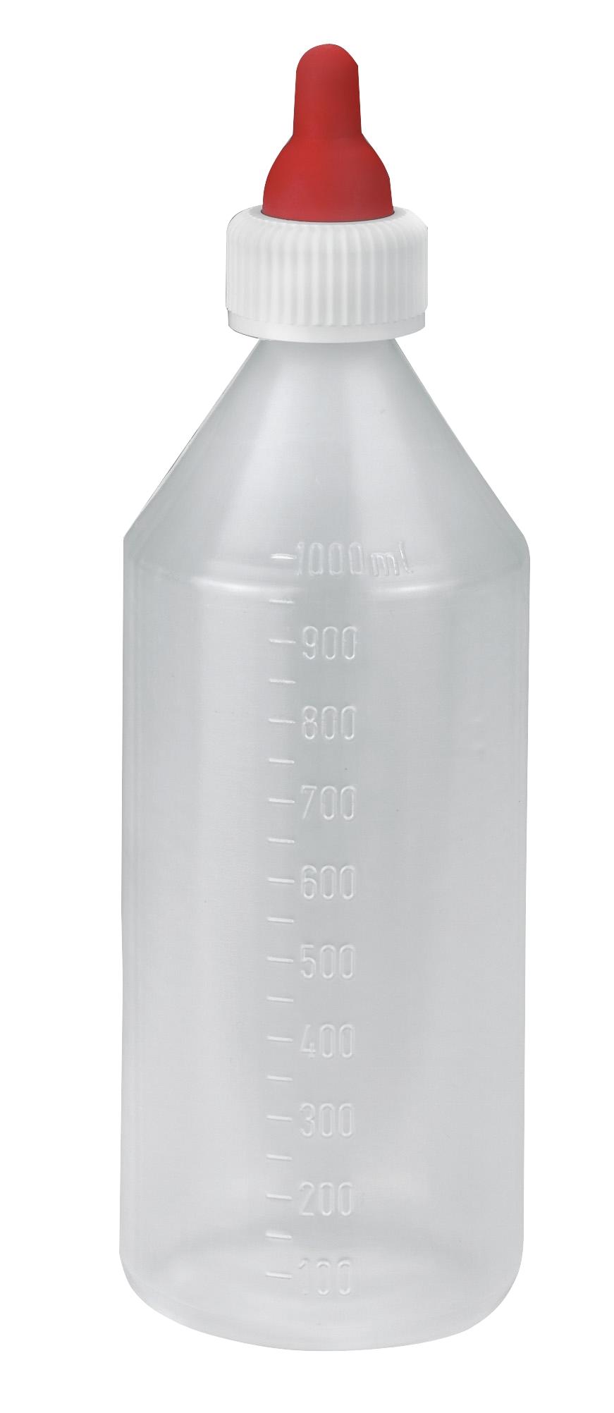 Lam/veulen speenfles flexi 1000 ml