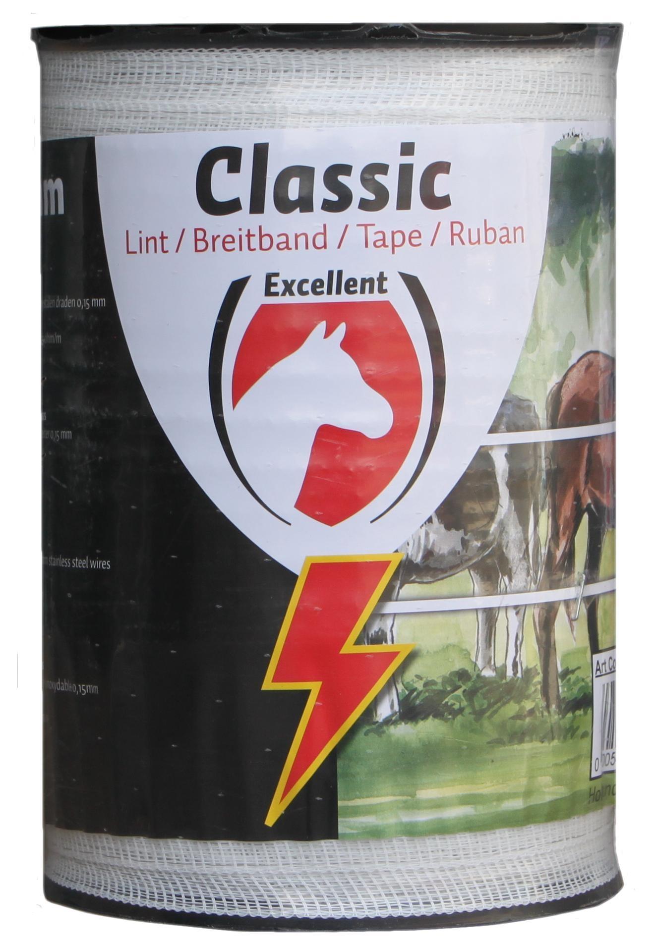 Lint Excellent Classic 200 m / 10 mm wit