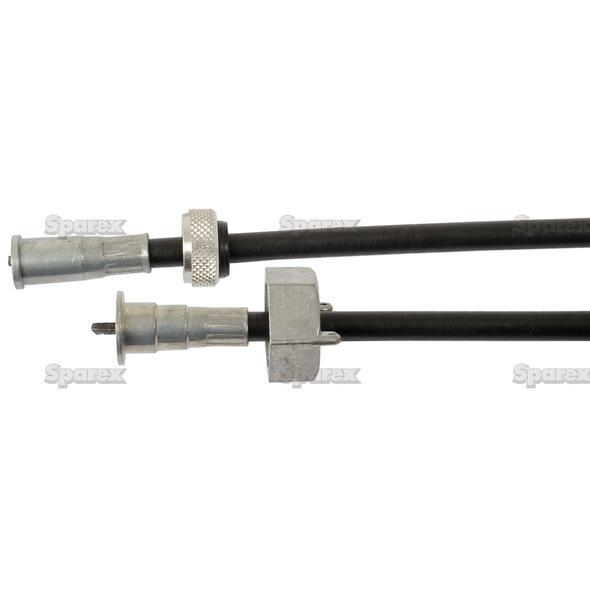 Toerenteller Kabels - Lengte: 1251mm, Lengte buitenkabel: 1242mm.