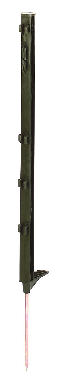 Instappaal 71 cm groen