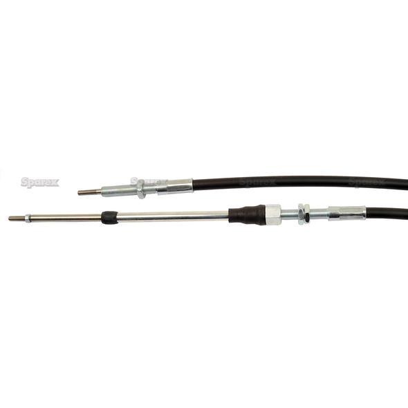 Trekhaak Kabels, Lengte: 1560mm (61 7/16''), Kabellengte: 1320mm (52'')
