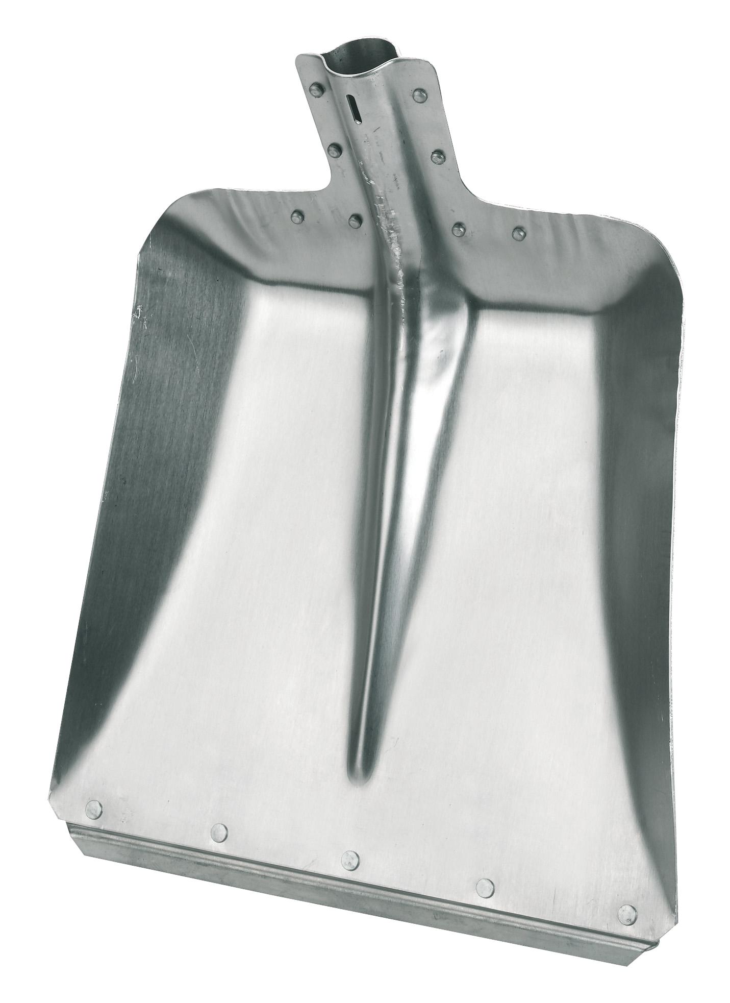 Ballastschop aluminium los, 36 cm breed