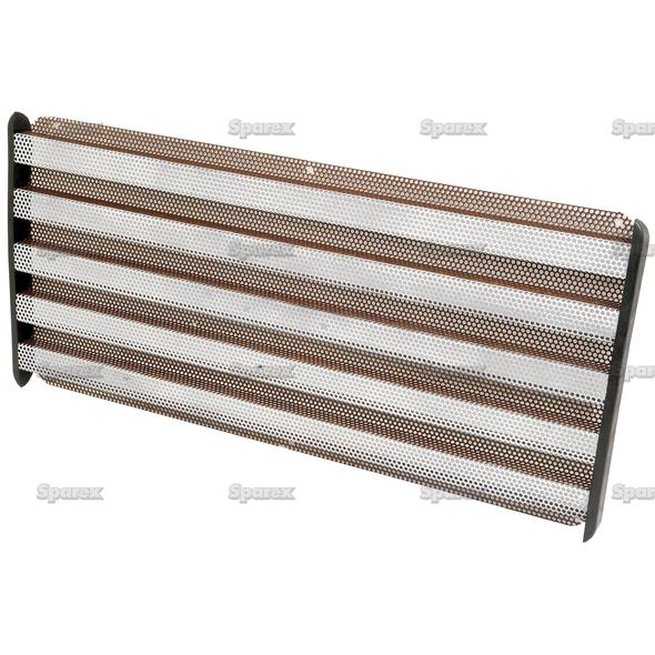 Grille Boven