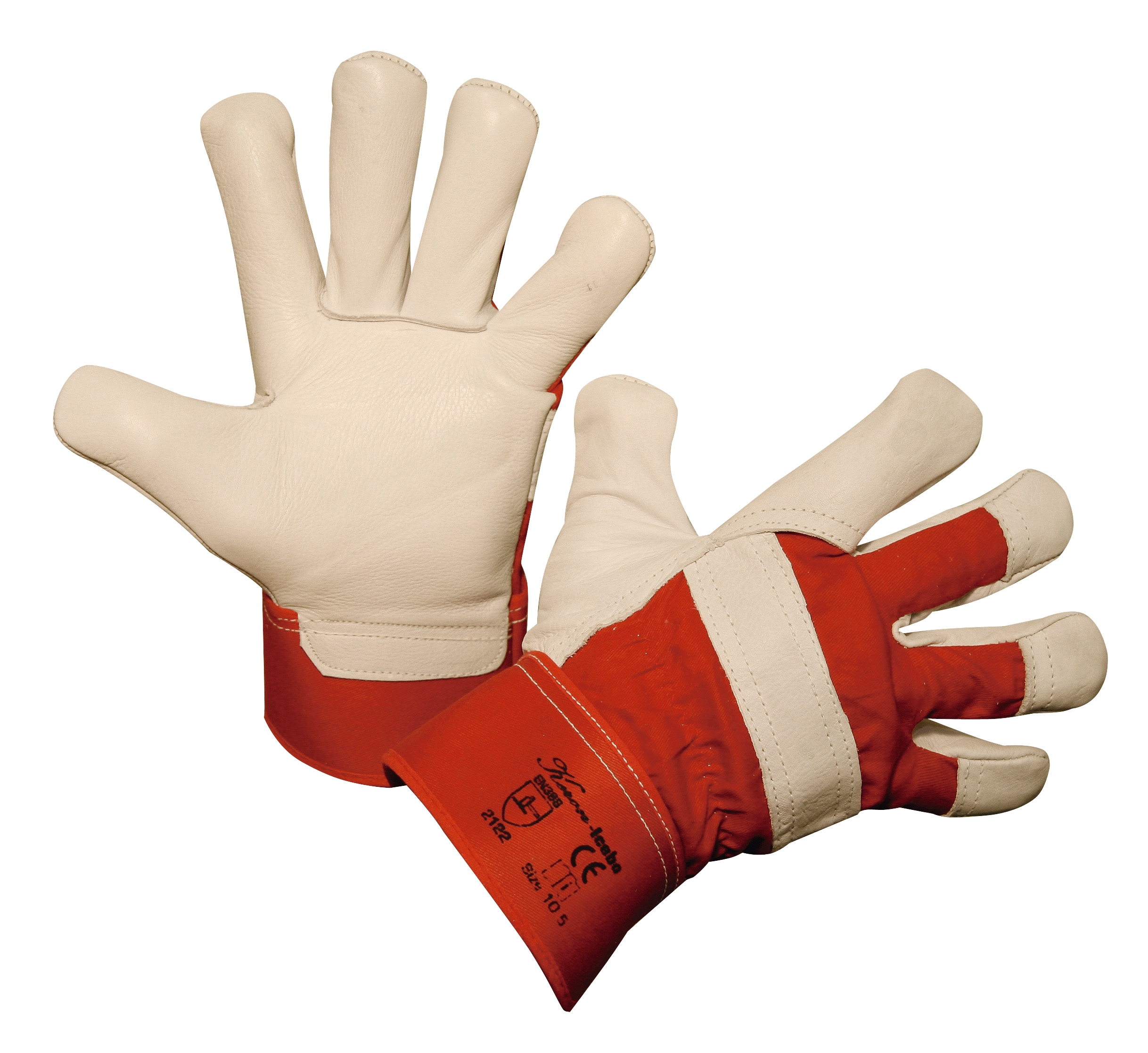 Werkhandschoen Thermo maat 11,5-12