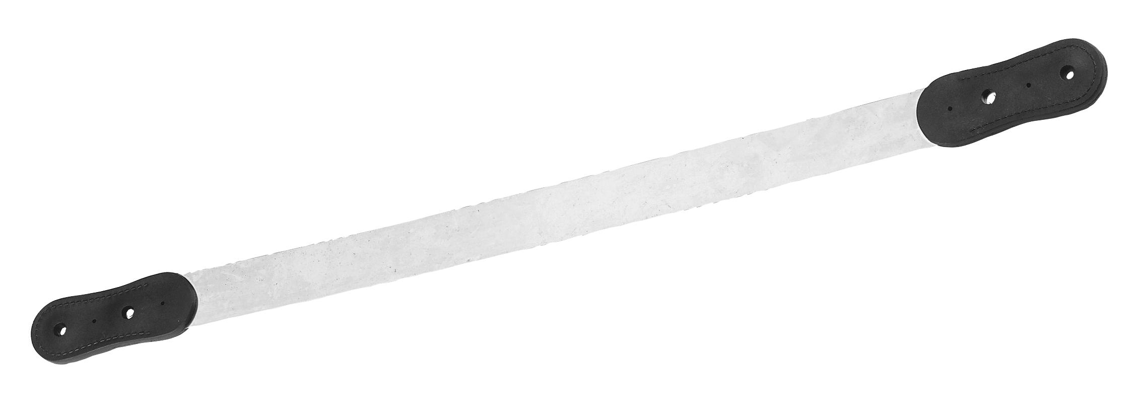Zweetmes recht metaal 80cm