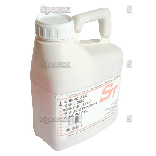 Concentrated Foam Liquid 5ltr