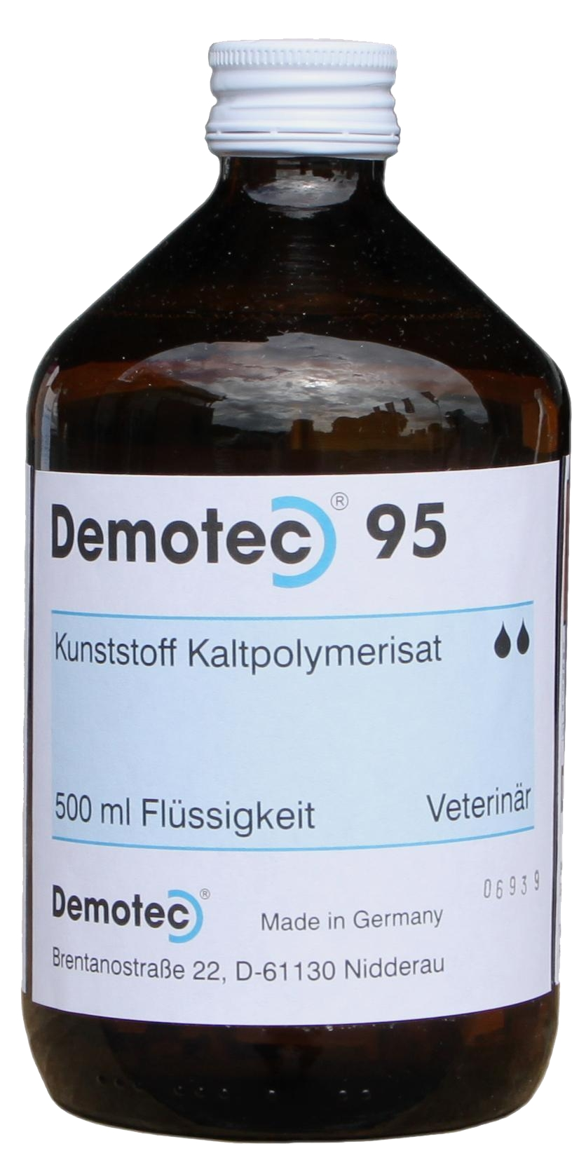 Demotec 95 vloeistof