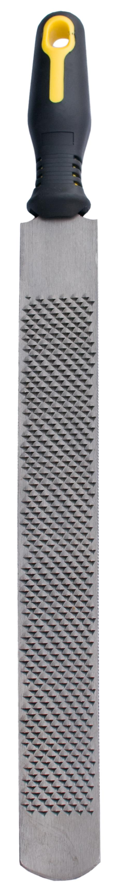 Hoefrasp recht 35 cm met Handvat