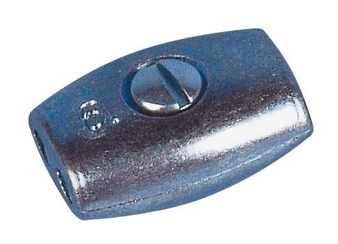 Koord verbinder eivorm 4 tot 6,5 mm