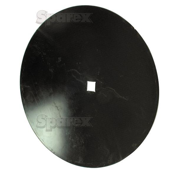 Eggenschijf - Ø20'' (510mm), Type: , Dikte: 3.5mm.