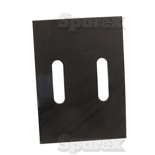 SCRAPER PLATE- FERABOLI-MF   To fit as: C648921