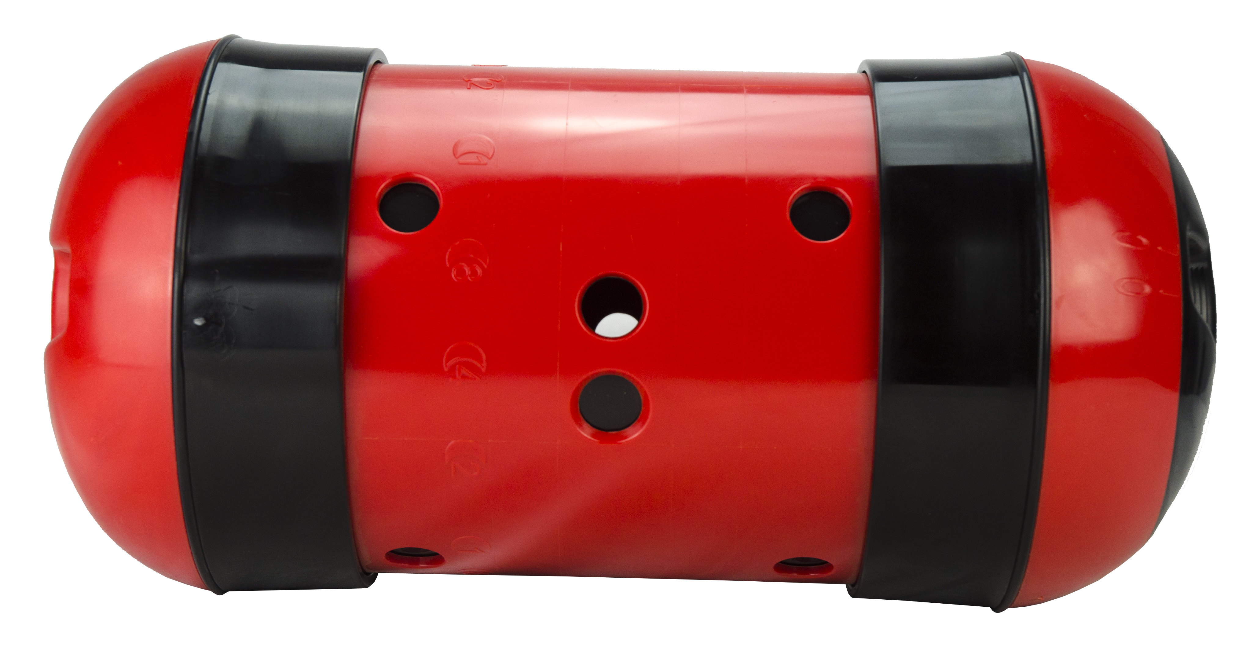 Pipolino XL rood/zwart Hond/Pony (<250 kg)