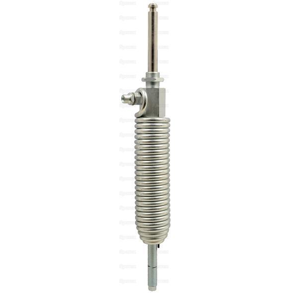 Hydrolische cilinder met veer 4\